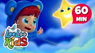 Twinkle, Twinkle, Little Star - THE BEST Songs for Children from Hello Mr. Freckles | LooLoo Kids