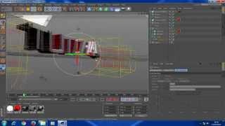 getlinkyoutube.com-Tutorial: Como fazer uma Intro | Cinema 4d + After Effects | parte 1/2 C4D