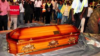 getlinkyoutube.com-Keron's body at Entebbe