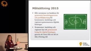 Framtida utmaningar och möjligheter inom välfärdssektorn - Anna-Greta