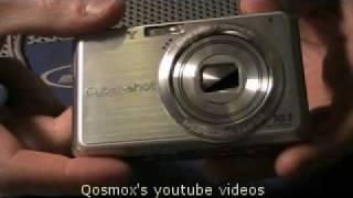 getlinkyoutube.com-Sony Digital Camera Sticking Stuck Shutter Fix, Repair. Easy Quick Works!