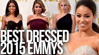 getlinkyoutube.com-Best & Worst Dressed Emmys 2015 - Dirty Laundry