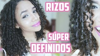 getlinkyoutube.com-RIZOS PERFECTOS (SIN CALOR) ♥ | Yarissa