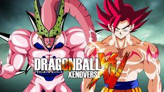 getlinkyoutube.com-Omega Cell Buu VS Demon God Goku | Dragon Ball Xenoverse MODS (Duels)