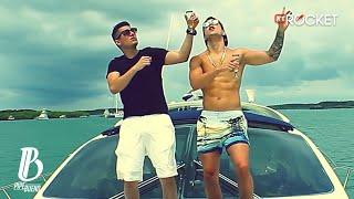 getlinkyoutube.com-Pipe Bueno Ft Maluma - La Invitación | Lyric Video