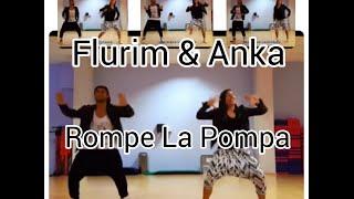 "getlinkyoutube.com-Zumba ZIN 58 -  ""Rompe La Pompa"" // Choreo by Flurim & Anka"