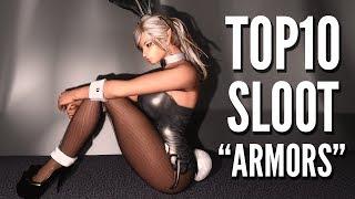 "Skyrim Top 10 Slooty ""Armors"""