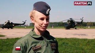 getlinkyoutube.com-Kobiety za sterami polskich samolotów w wojsku