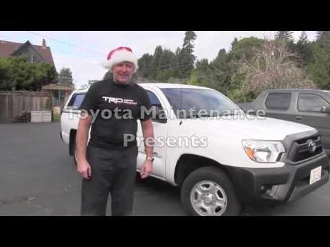 2014 Toyota Tacoma Cabin Air Polen Filter