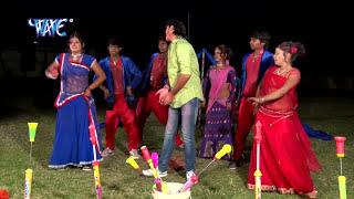 getlinkyoutube.com-Holi Me Mobil फेक देता - Sara Ra Ra Holi Ha - Arvind Akela Kallu - Bhojpuri Hot Holi Songs 2015 HD