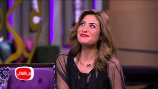 معكم منى الشاذلي - مفاجئة تعرف علي سن إبن الفنانة هيدي كرم و سبب اختفائها عن التمثيل