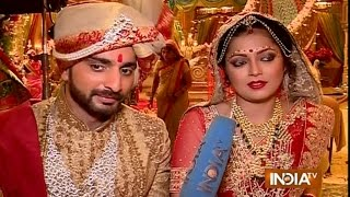 getlinkyoutube.com-Ek Tha Raja Ek Thi Rani: Gayatri aka Drashti Dhami Excited to Dressed as a Bride - India TV