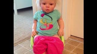 getlinkyoutube.com-Potty training reborn toddler Prim!