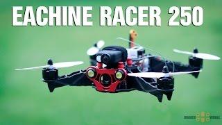 getlinkyoutube.com-Eachine Racer 250 FPV Quadcopter First Teaser Flight