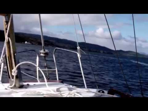 Yacht Shafa Beauly Firth