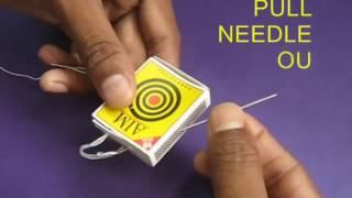 Make Toys With Match Box