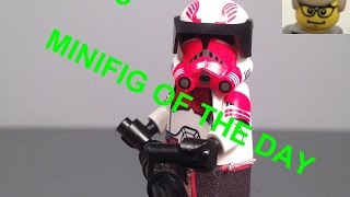 getlinkyoutube.com-Minifig of the Day 6-22-15: Commander Thorn (Clone Army Customs)