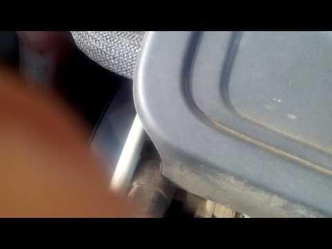 Звук работы двигателя Dodge Caliber после замены подшипников в генераторе