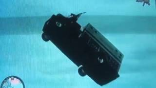 getlinkyoutube.com-GTA IV Bike/Helicopter Crashes and falls episode 3