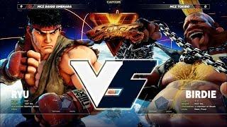 getlinkyoutube.com-Street Fighter V / 5 Daigo Umehara (Ryu) vs Tokido (Birdie) E3 2015 60fps