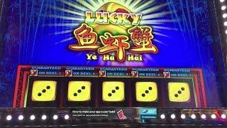 getlinkyoutube.com-AINSWORTH Lucky Ye Ha Hai Slot Machine BONUS BIG WIN