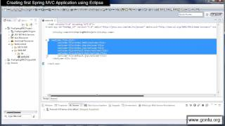getlinkyoutube.com-Spring MVC Tutorials 05 - Creating first Spring MVC Web Application using Eclipse IDE (01)