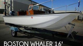 [SOLD] Used 1965 Boston Whaler Nauset 16 in Santa Ana, California