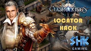 Clash of Kings Locator Hack - NEW 2016 Update- iOS/Android