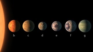 getlinkyoutube.com-NASA & TRAPPIST-1: A Treasure Trove of Planets Found