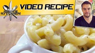 getlinkyoutube.com-5 MINUTE MAC 'N' CHEESE - Nicko's Kitchen