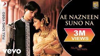 A.R. Rahman - Ae Nazneen Suno Na Video   Dil Hi Dil Mein
