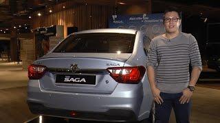getlinkyoutube.com-CarSifu: 2016 Proton Saga quick walkaround