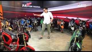 getlinkyoutube.com-Motor Mania ZOOMER X Ladphrao