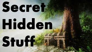 getlinkyoutube.com-Skyrim: Secret Hidden Chests Locations