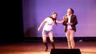 getlinkyoutube.com-Comedy Dance Ganesh Ishara & Nirmali