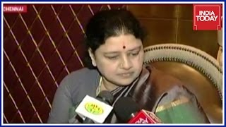 Jayalaithaa Would've Loved To Be Part Of India Today Conclave: Sasikala Natrajan width=