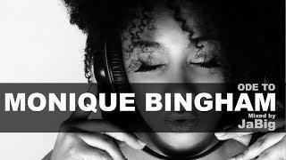 Monique Bingham (The Best of) Deep South African House Music. Soulful DJ Mix Playlist by JaBig width=