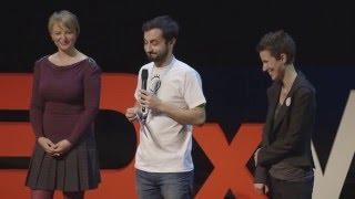 Catering Concept | Topfreisen & Rita bringt's | TEDxVienna 2015