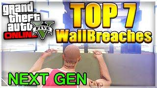 "getlinkyoutube.com-GTA 5 Glitches 1.20 TOP 7 Invincibility ""Wallbreaches"" Xbox One PS4 1.18 God Mode Wall Breach 1.19"