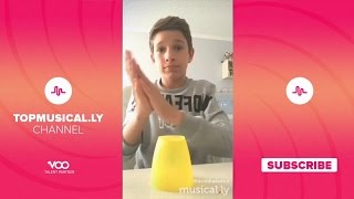 getlinkyoutube.com-Cup Song Challenge - The Best musical.ly Compilation | LessKnown