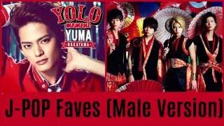 getlinkyoutube.com-My Top 60 Favourite J-POP Songs Ever! (Male Version)