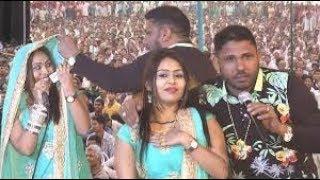 Foji Karmveer & R C Upadhaya   Ke Latke jhatke Pani Aali Pani Payade Ragni Compition 2016