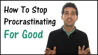getlinkyoutube.com-How To Stop Procrastinating - You Will Finally Be Productive!