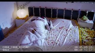Mamatha B Grade Telugu Hot Shooting First Night Scene