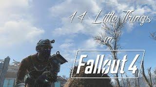getlinkyoutube.com-14 Little Things in Fallout 4