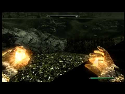 Skyrim Map Glitch