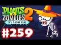 Plants vs. Zombies 2: It's About Time - Gameplay Walkthrough Part 259 - Halloween Lawn of Doom!