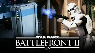 Star Wars Battlefront 2 - Crates, Crafting and Progression System