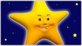 Twinkle Twinkle Little Star | Nursery Rhymes | Poems For Kids width=