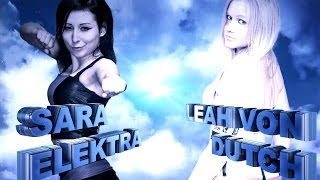 getlinkyoutube.com-Best of 2013 - Sara Elektra vs. Leah Von Dutch